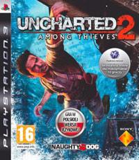 uncharted 2 okładka cover eu pl