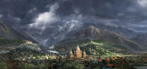 nepal uncharted 2