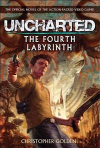 uncharted Fourth Labyrinth cover okładka