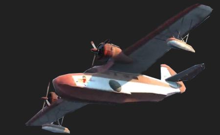 uncharted pojazdy samolot