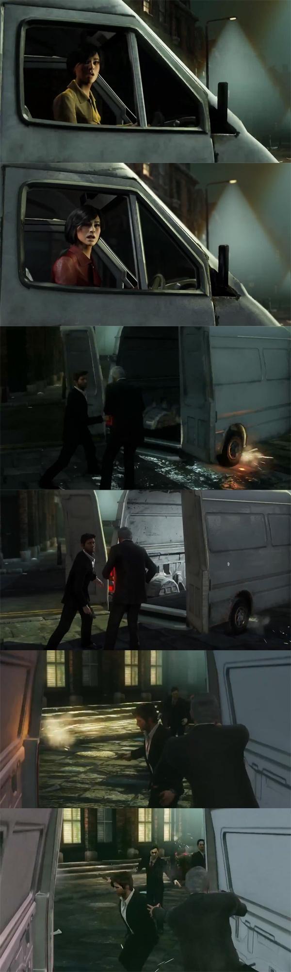 uncharted 3 vs porównanie wersji