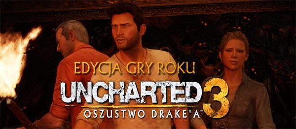 uncharted 3 edycja gry roku